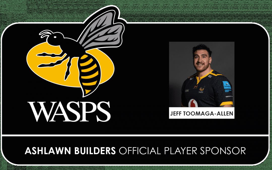 Wasps Sponsorship